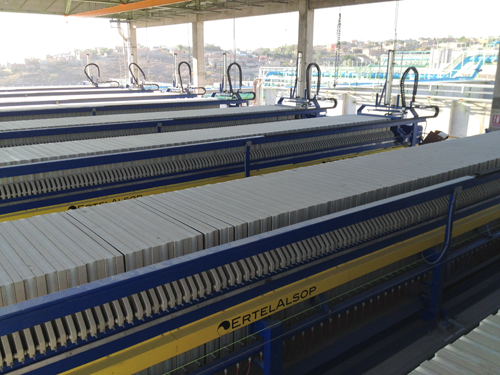 Chamber Filter Press systems
