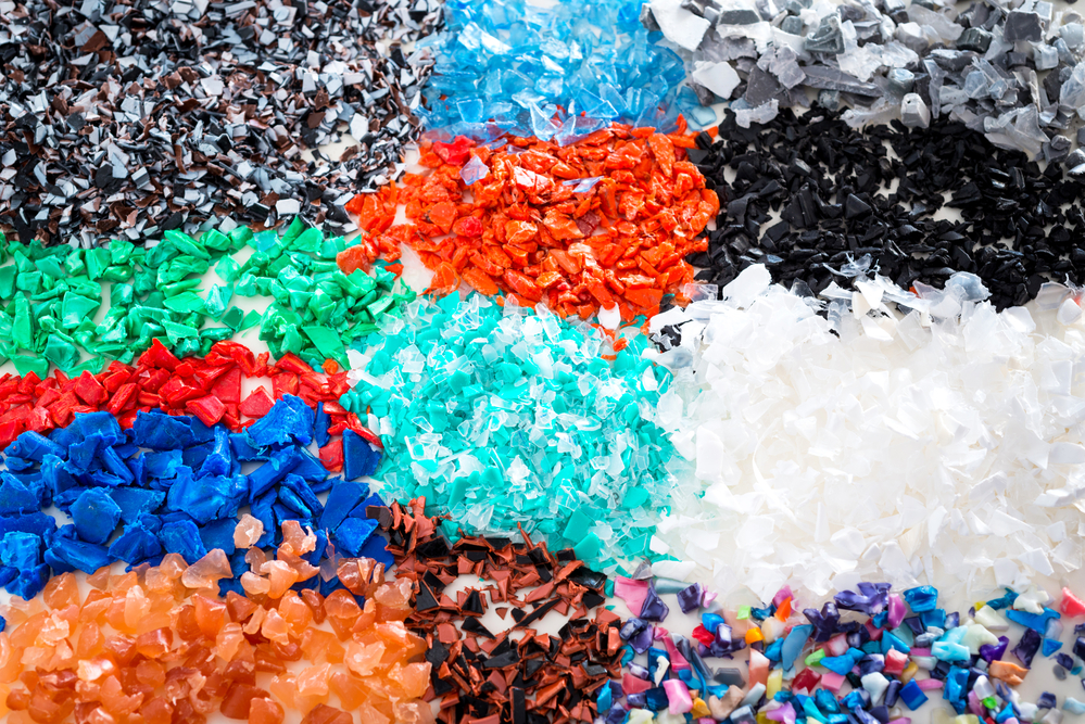 plastic products replacing metal industry