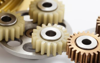 Why Plastic Gears are Overtaking Metal Gears